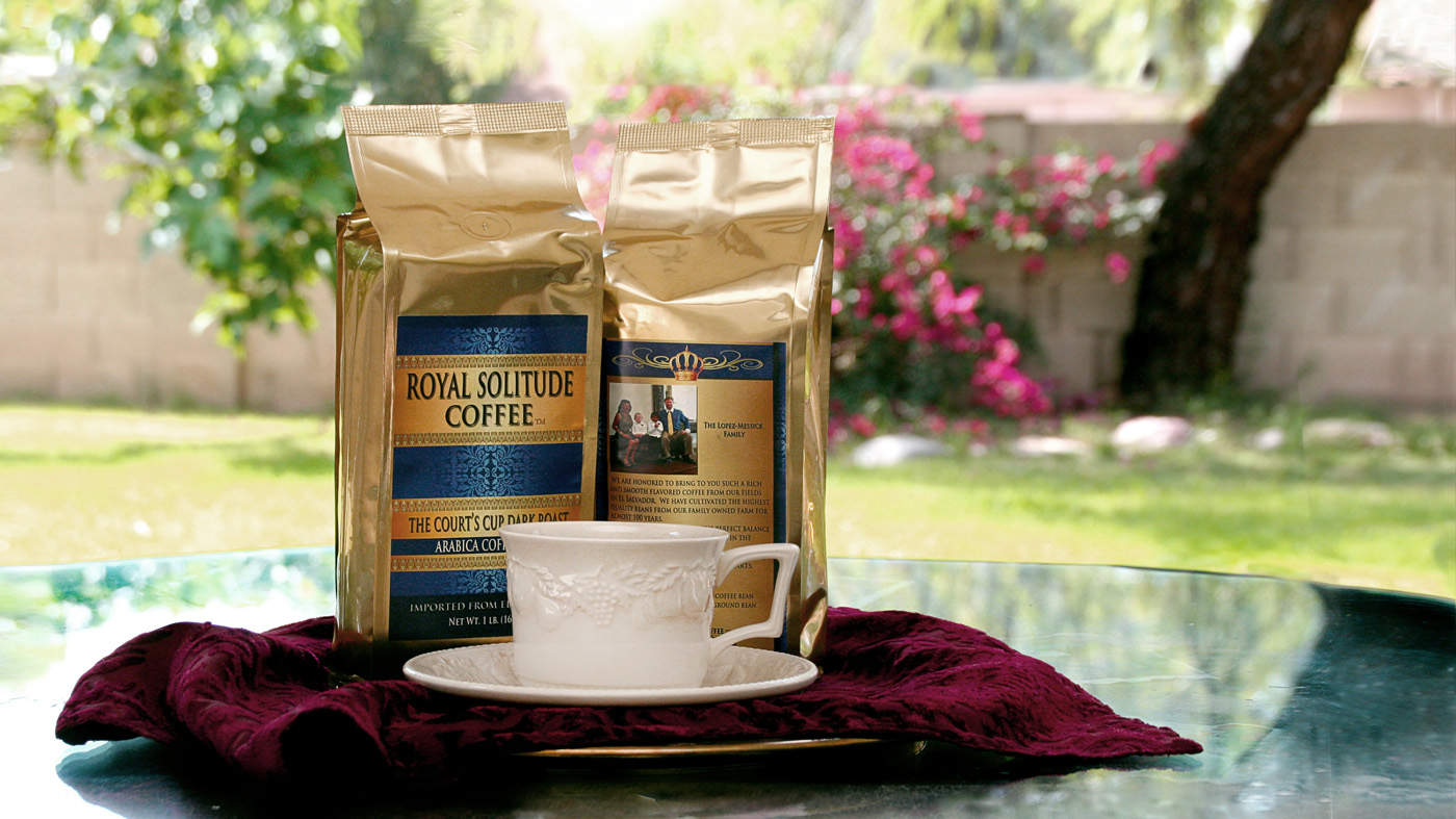100% Arabica Bean Coffee